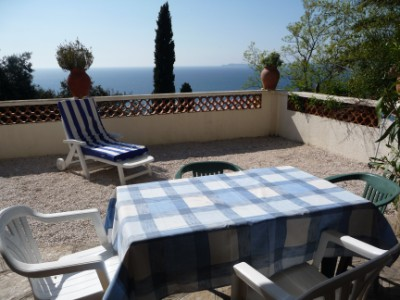 Le rayol Canadel : Apartments classified Villa SANTA MARIA- Apartment classified***