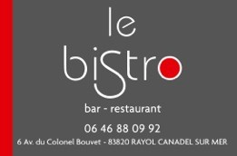 Le rayol Canadel : Les Restaurants Le BISTRO