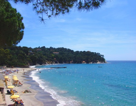Le rayol Canadel : Beaches PLAGE DU CANADEL (Est)